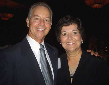 Jeff and Brenda Schnell