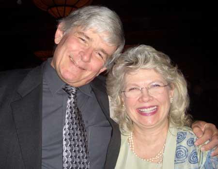 John and Carol Quayle