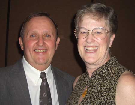 Les and Kathy Barnes