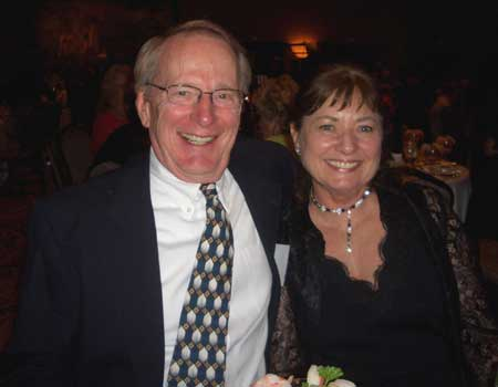 Wayne and Patricia Powell