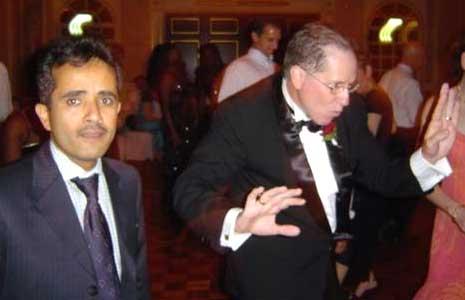 Mohsen and John