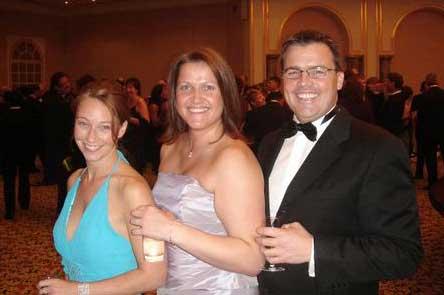 Paula, Vicki, and Sean