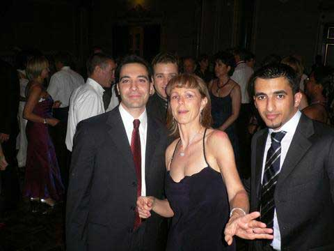 Mohammed, Mimi, and Aziz