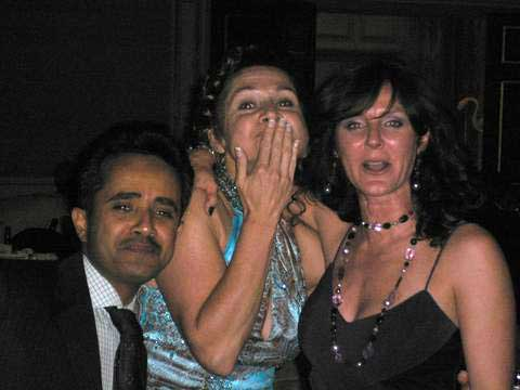 Mohsen, Diana, and Barb