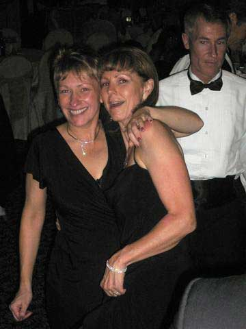Patti and Mimi