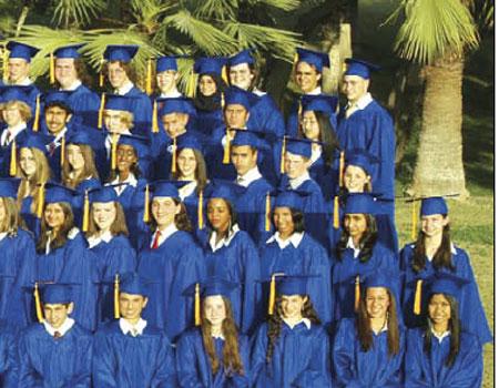 Dhahran Graduating Class (3)