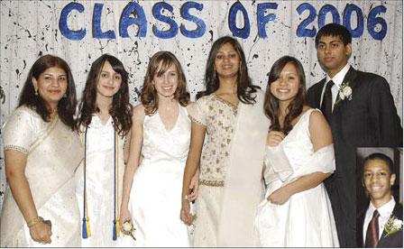 Udhailiyah Graduating Class