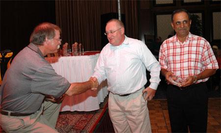 Bill Rackets; Maurice Burke; Arun Varma