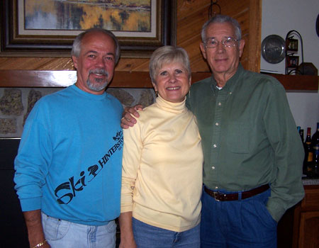 Bill Jesson, and Schuyler & Phyllis Stuckey