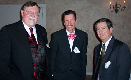 Mike Erspamer, Tom Doody, and ?