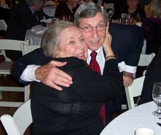 Lucy Templer and Bill Klingman
