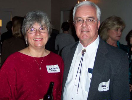 Kathleen and Roger Bumpers