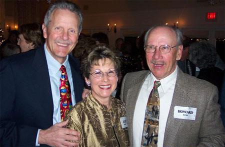 Wiley & Judy McMinn, and Howard Berg