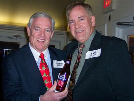 Dennis Sanford and Ray Stevens