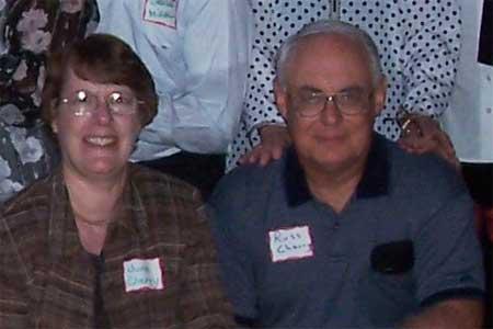 June and Russ Cherry
