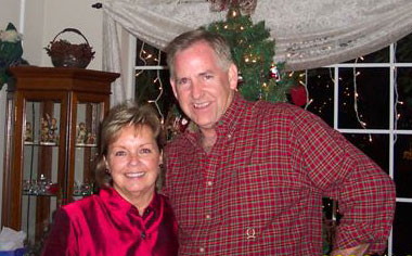 Sheila and Ray Stevens