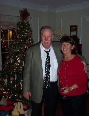 Eric and Karen Hansen