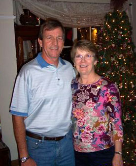 Pat and Kathy Laabs
