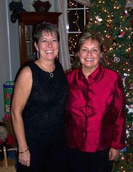 Mahala Brixey & Sheila Stevens