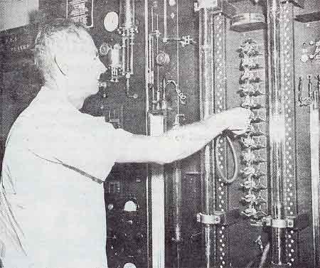 Podbienlniak Machine