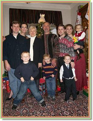 Stuckey Family