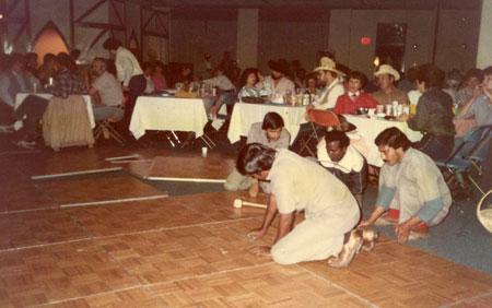Repairing the Dance Floor