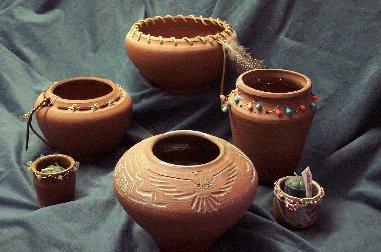 Southwest Pots