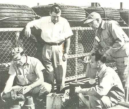 Examining Drilling Bits and Supplies