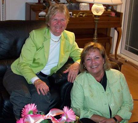 Adri Bormans & Sheila Stevens