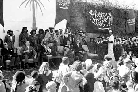 King 'Abd al-'Aziz ibn 'Abd al-Rahman Al Sa-ud