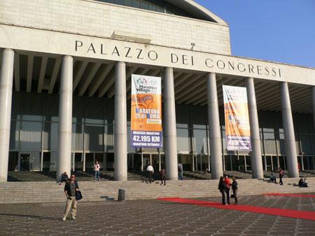 Palazzo Del Congressi
