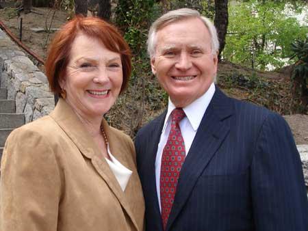 Marcia and Hal Barham
