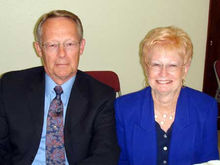 Dick and Jeanne Ebner