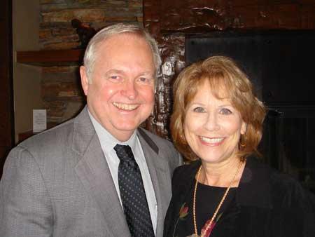 Bill and Judy Walker