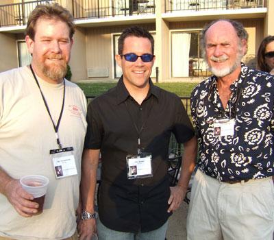 Tres Hundertmark, Tim Nielsen, and Tom Tirrell