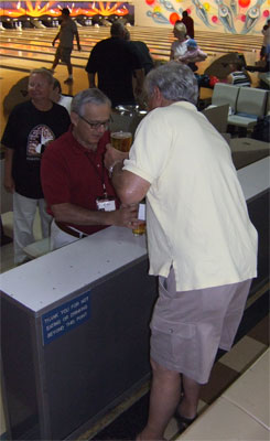 Don Raposo Finds Refreshment