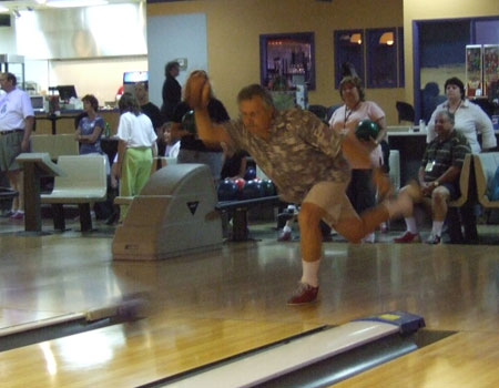 Going For a Strike