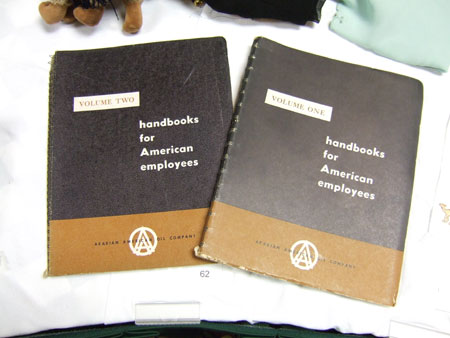 Handbooks for American Employees