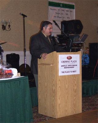Mike Simms - President Aramco Brats