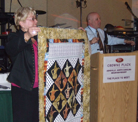 Quilt That Sold For $2000