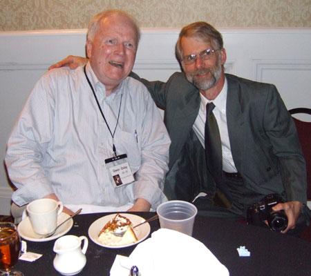 Owen Oxley and Art Clark