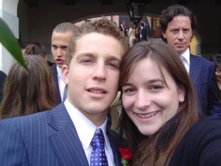 Andrew and Lorraine