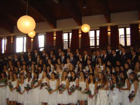 The Graduating Class