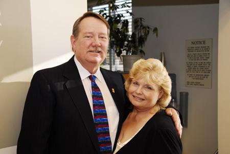Bill and Barbara McWood