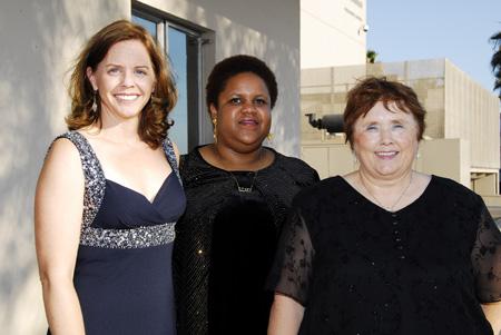 Karen Hanson Fallon and friends