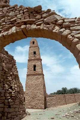 Oldest Mosque in Saudi Arabia