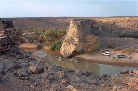 Quesaybah Dam