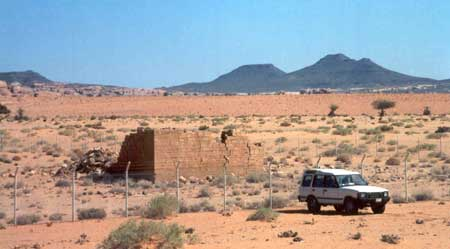 Nabatean/Roman Temple
