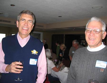 Dave Scott and Larry Ganje