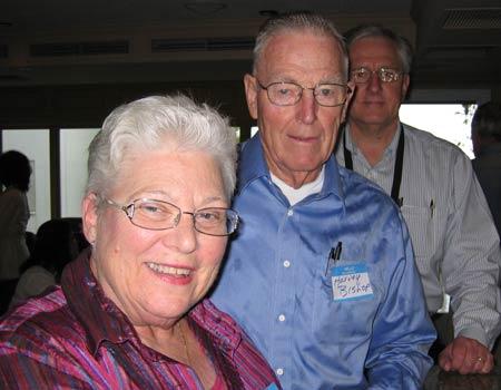 Elizabeth & Harvy Bishop and Bob Wagner